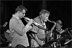 JAZZ Bier Goldsbury Quintett sw Mai09