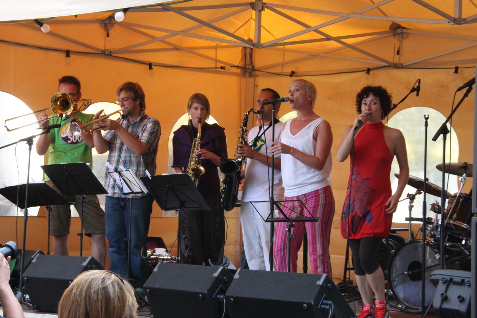 Jazz in Delft für Frauen