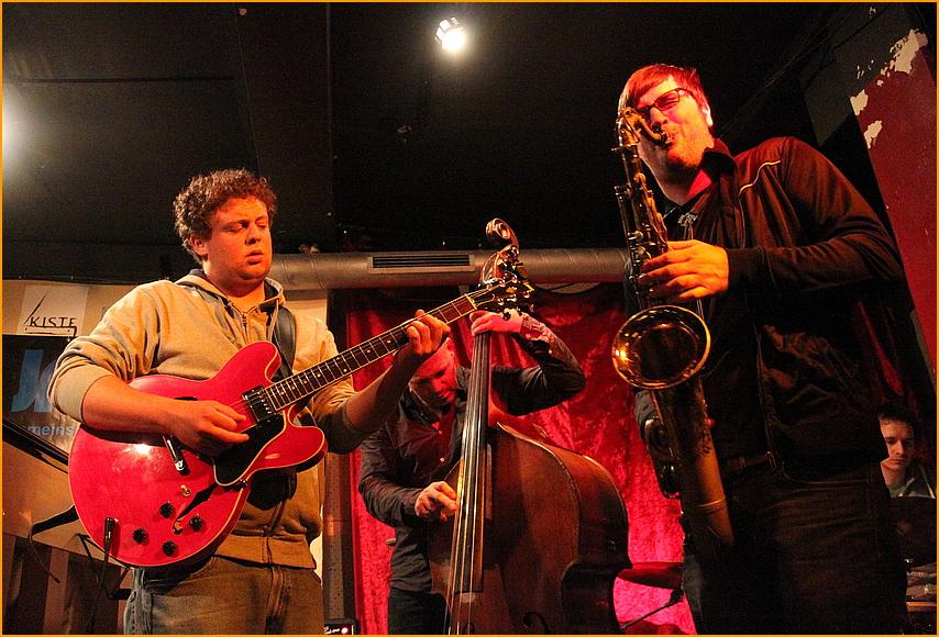 JAZZ KISTE Trio KUHN NEUHAUS BKS Stuttgart März13