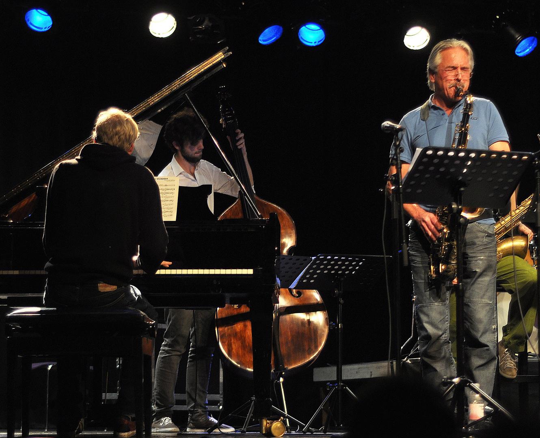 Jazz-Orchestra....Jürgen Seefelder, sax