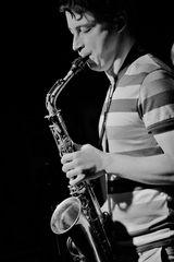 Jazz sax Janis Lugerth Stgt Mai17