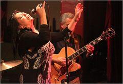 JAZZ Stuttgart +4Fotos Fauzia Maria Beg Okt14 +Vorschau Jazztage14