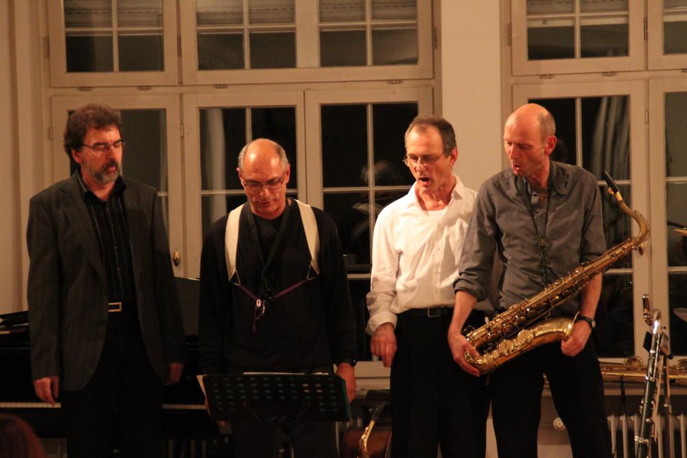 Jazz Stuttgart Blue Train 2009 + 19.07. 2014