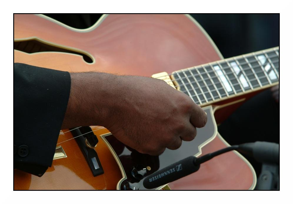 Jazz und Gitarren