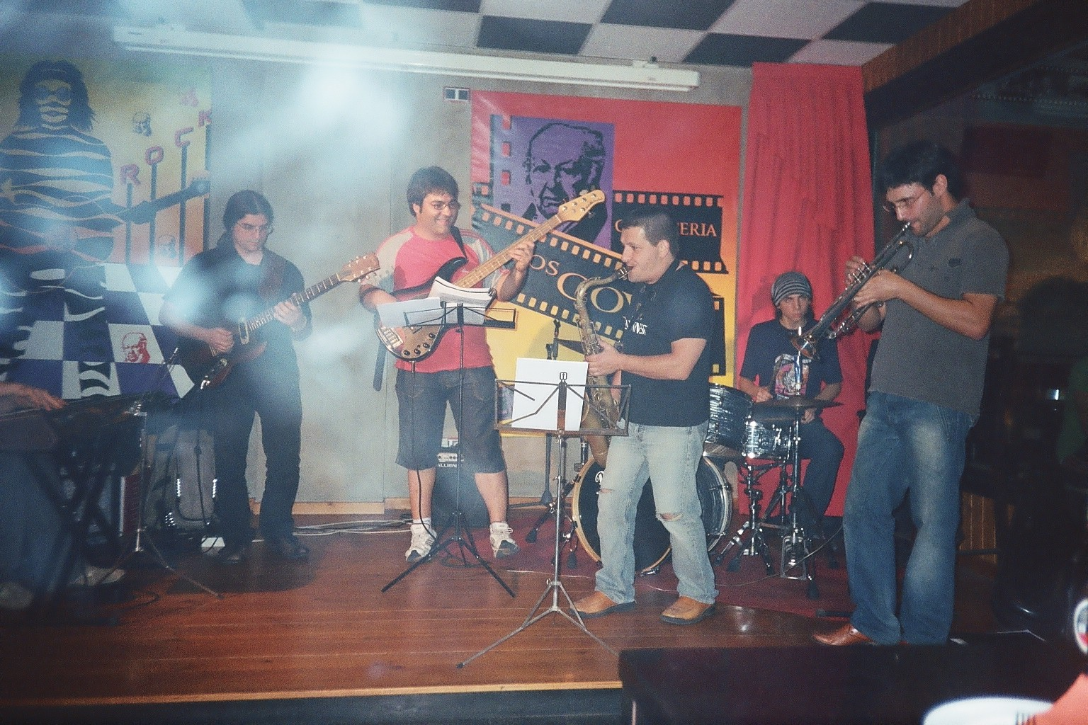 Jazz x Barrios 2008