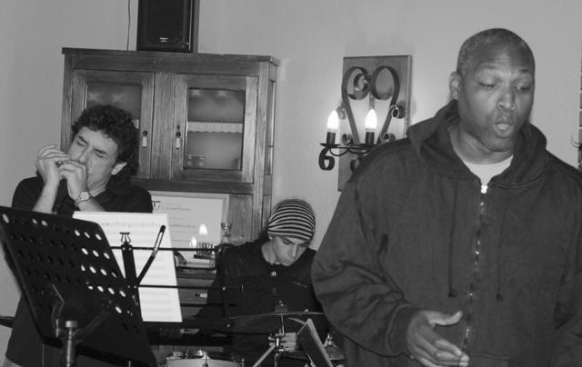 Jazz x Barrios 2009 con con Dean Bowman y Antonio Serrano