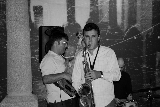 Jazz x Barrios 2009 con Iñaki Askunze