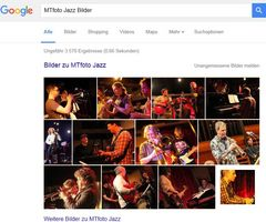 JAZZFotos Bildersuche in Google MTfoto