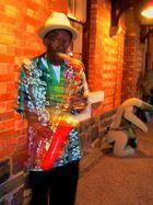 jazzmusiker -kapstadt