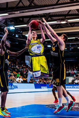 JBBL TOP4 2015 Halbfinale Phoenix Hagen Youngsters vs. Ludwigsburg 4/4