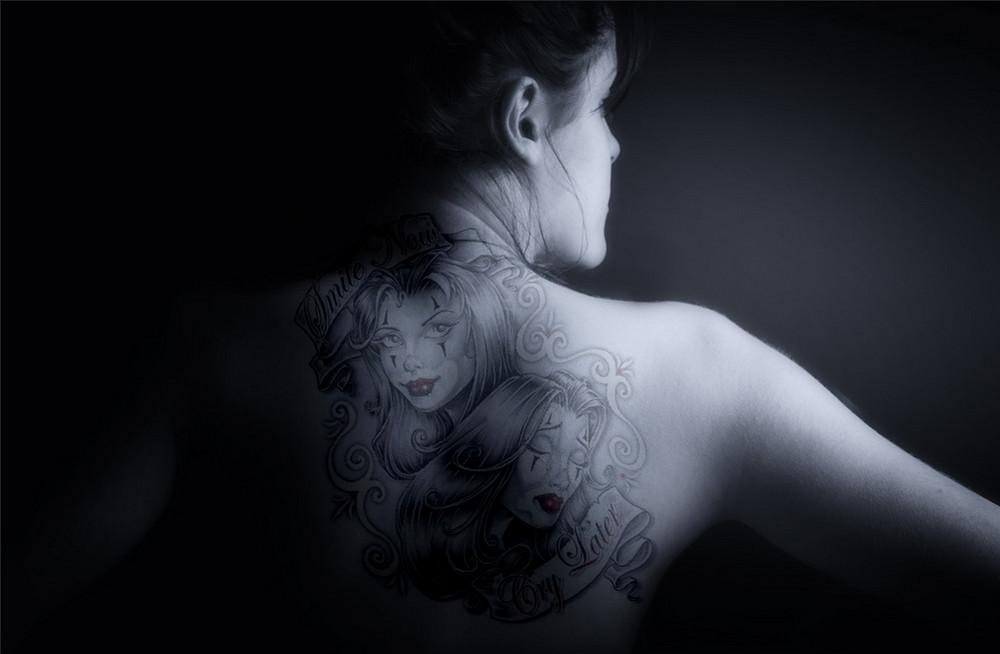 Je l'ai tatoué!!!