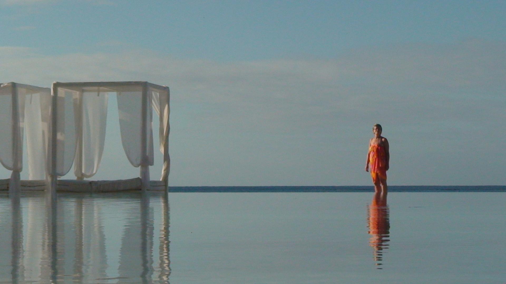 Je marche sur l'eau ..........