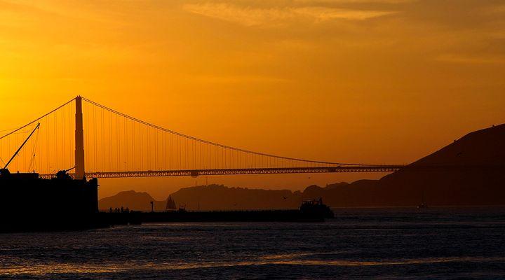Je ne me lasse pas du Golden Gate