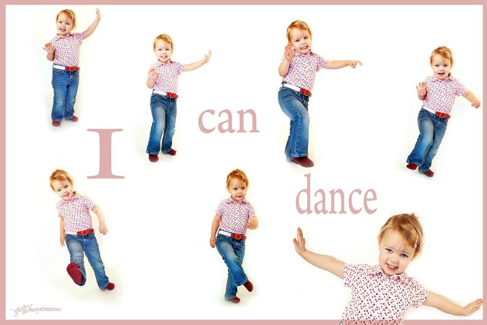 Je peux danser ..!!