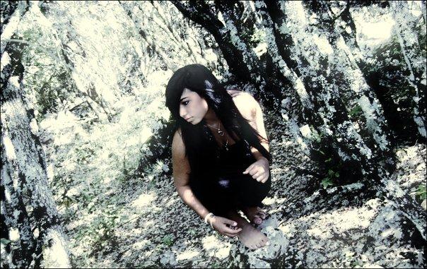 Je suis fille des torrents, sœur des rivières.