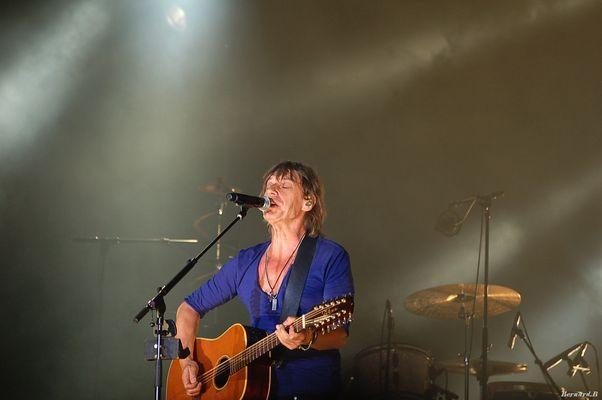 Jean Louis Aubert en concert