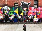 Jean -Michel Basquiat ed Andy Warhol