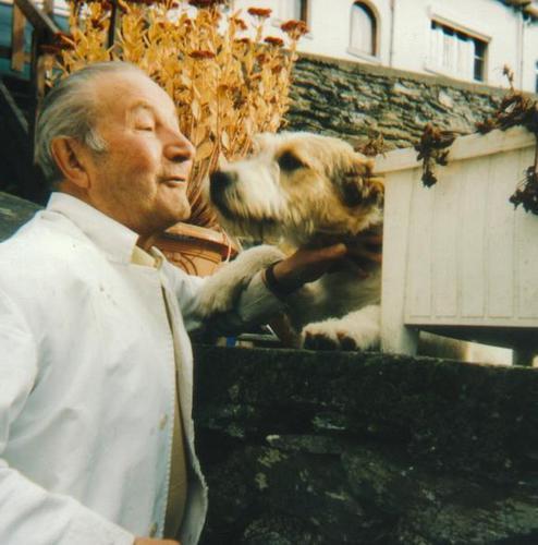 Jean mit dem Nachbarshund