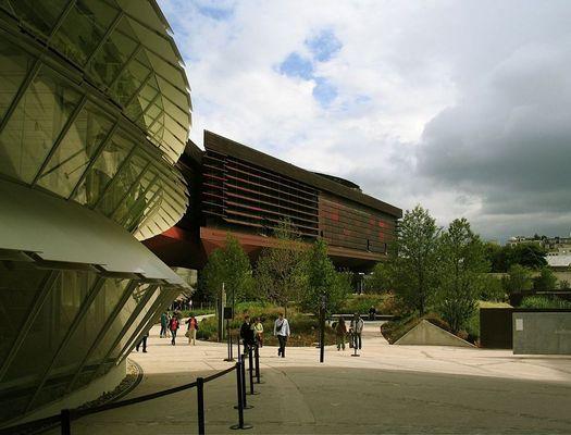 Jean Nouvel Musée des Civilisations premières