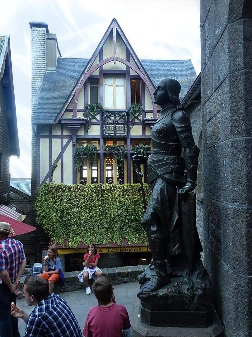 Jeanne de l'église St-Pierre