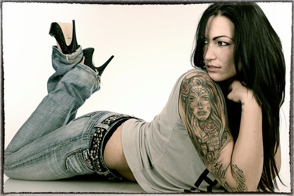 Jeans and Ink