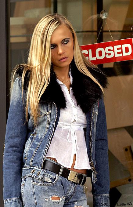 Jeans for beautyfull Women