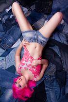 Jeansshooting mal anders