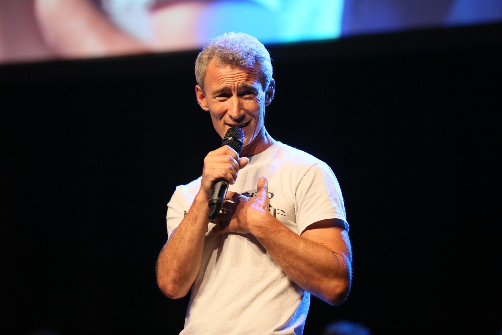 "Jed Brophy - Nori ""Thew Hobbit"" -Closing -2"