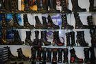 Jede Menge Schuhe