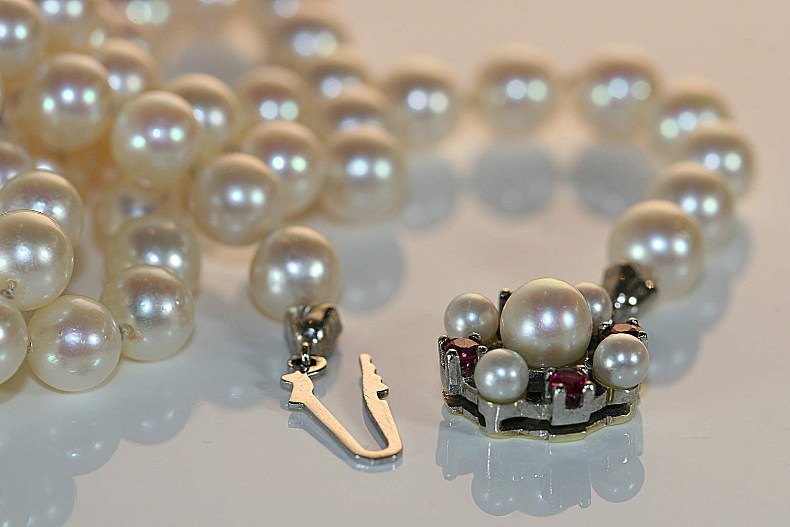 Jede Perle eine Träne ...