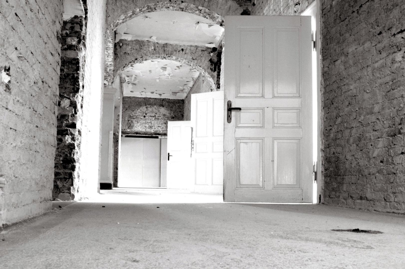 Jede Tür kann Hoffnung bringen!