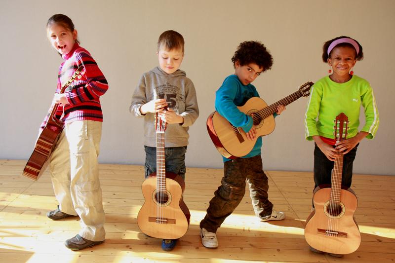 Jedem Kind sein Instrument