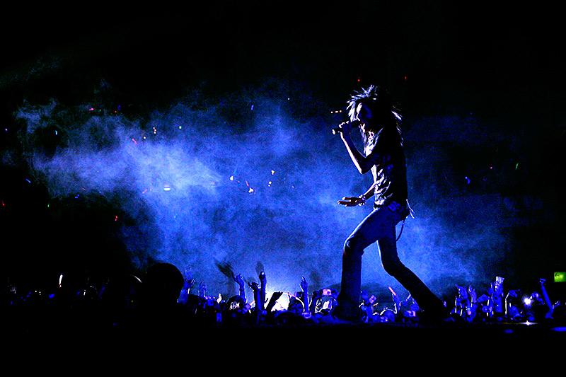 Jeder Generation ihre eigenen Idole: Bill (Tokio Hotel)
