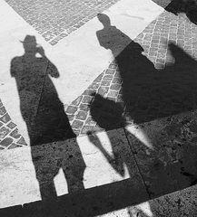 Jeder hat seinen Schatten