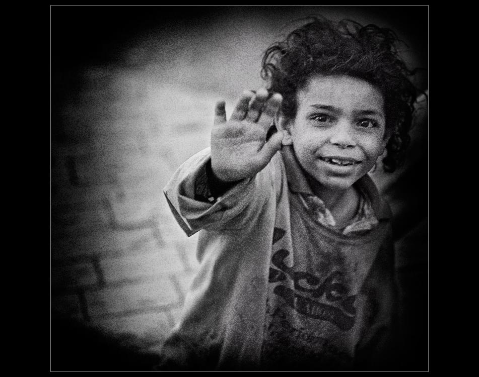 Jedes dritte Opfer im Gazastreifen ist ein Kind...