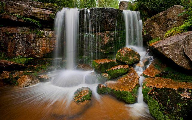 Jedlove Vodospady