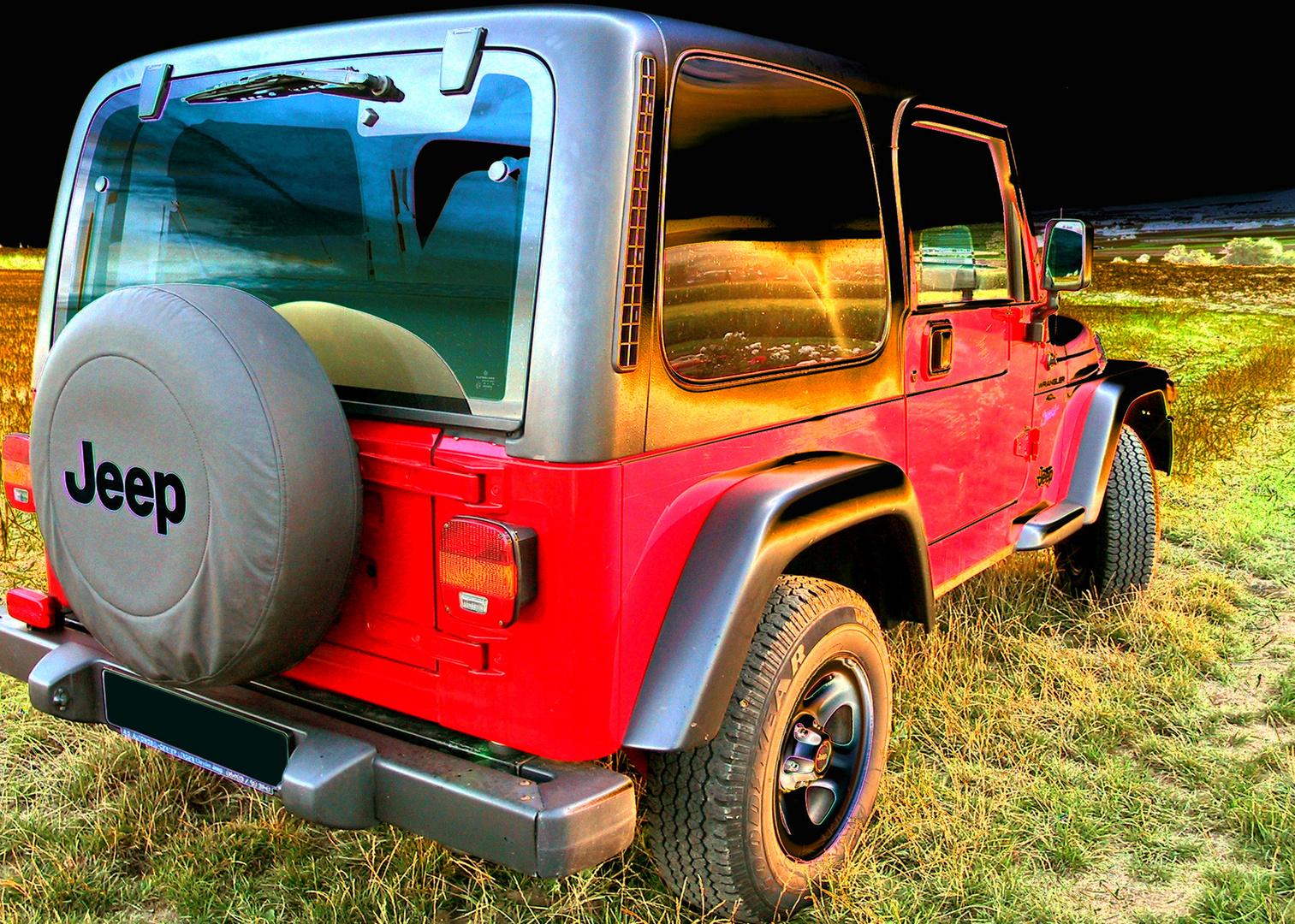 Jeep Chromasolarize 2
