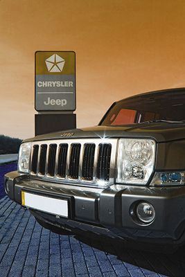 Jeep oder Chrysler?