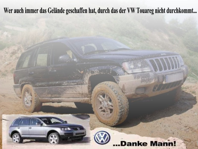 Jeep vs VW