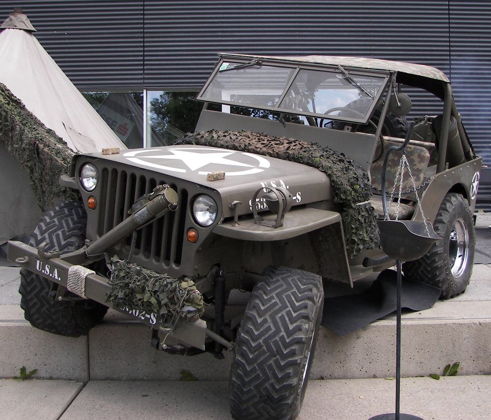 jeep willys foto bild autos zweir der milit r. Black Bedroom Furniture Sets. Home Design Ideas
