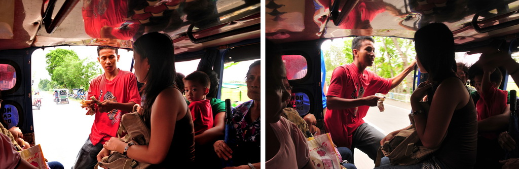 """ Jeepney fahren "" , Aklan - Panay 2009"