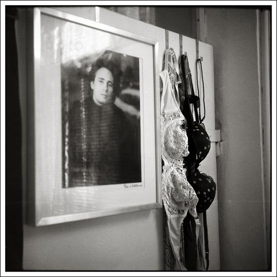 Jeff Buckley in my bedroom