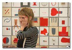 Jelena Lovrec (Kroatien) - Award Winner beim Essl Art Award CEE 2013;  #1