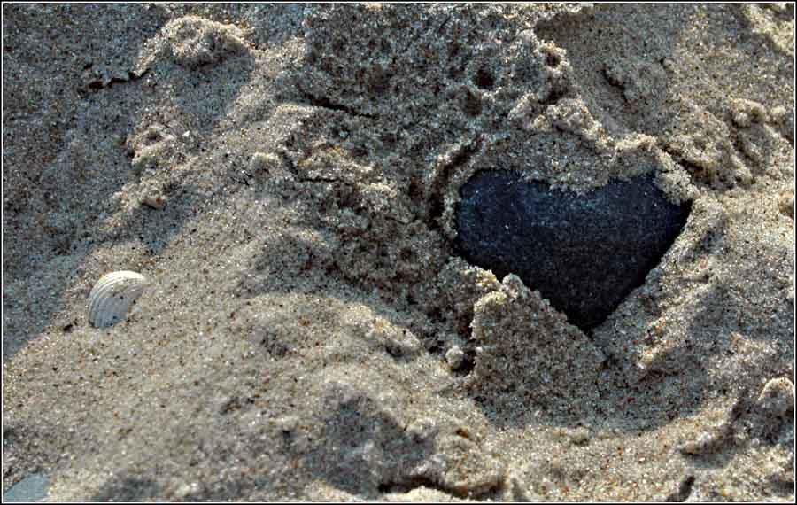 Jemand schenkt Dir sein Herz?