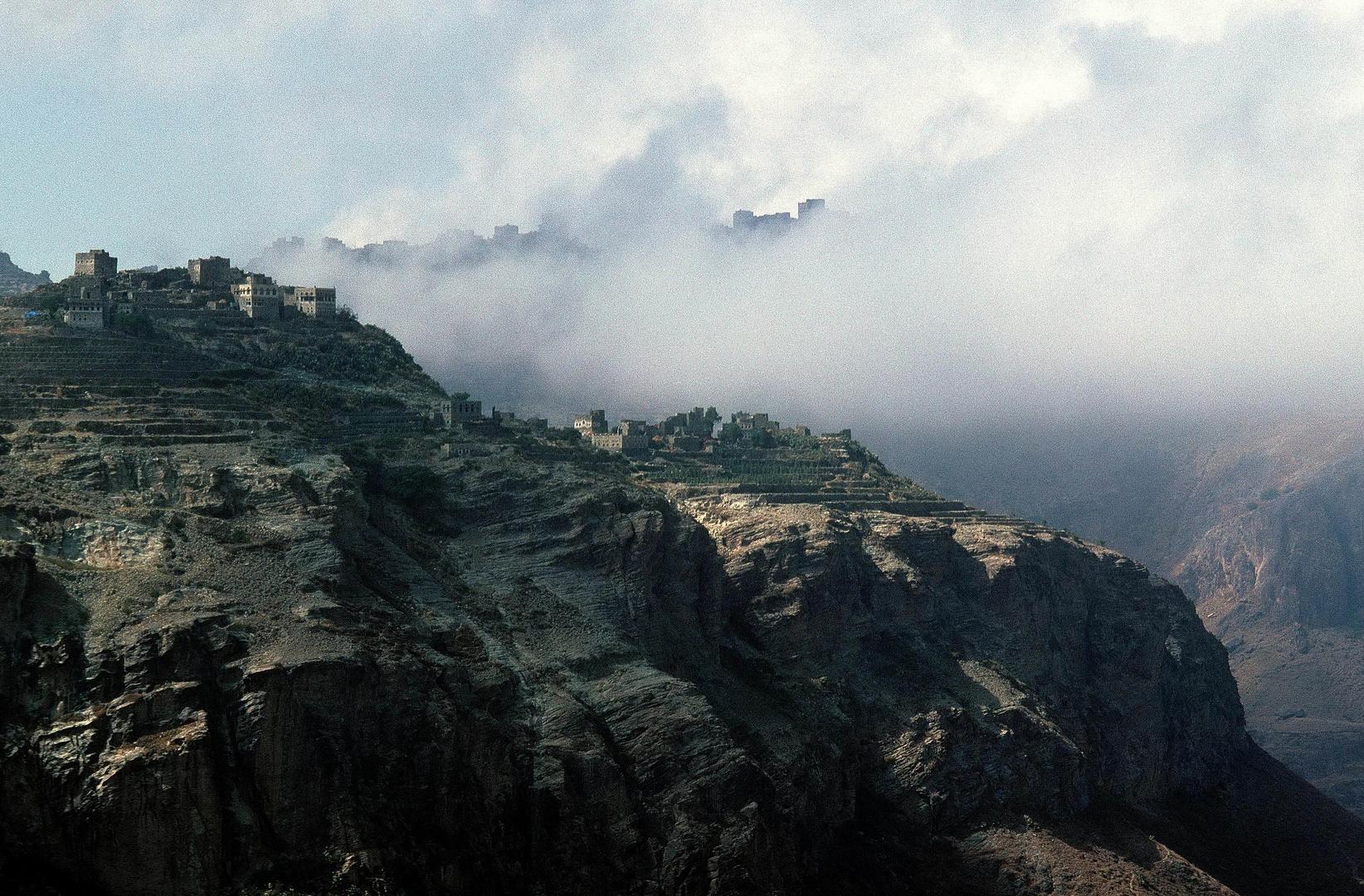 Jemen - Bergdörfer