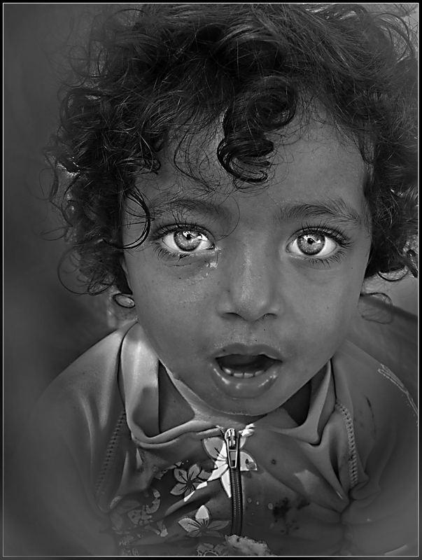 Jemen girl