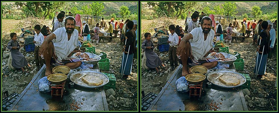 Jemenitischer Zuckerbäcker