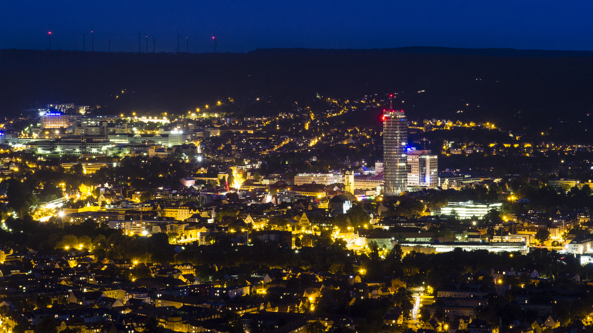 Jena by Night