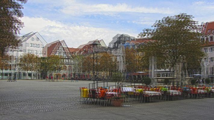 Jenaer Marktplatz (Pol 3D)