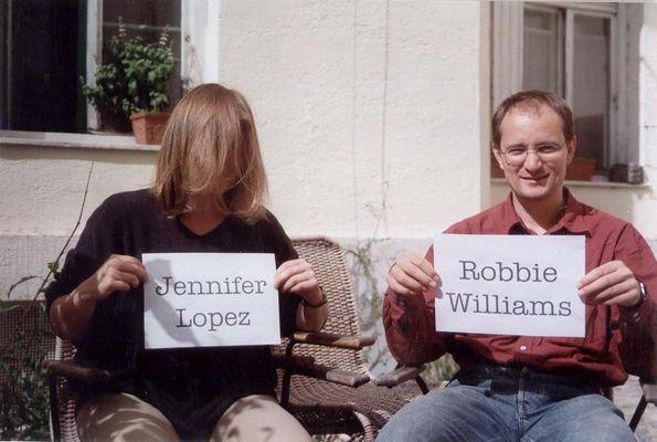 Jennifer & Robbie